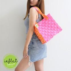 Tote Bag M Diamond-Duo limited