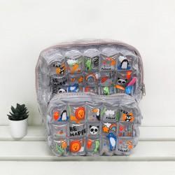 Backpack Square Shape-S-For Kid Good Animal