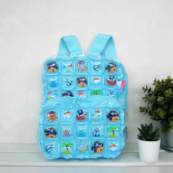 Backpack Square shape-S-Baby Pirate