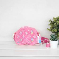 Tote Bag semi round shape-Princess