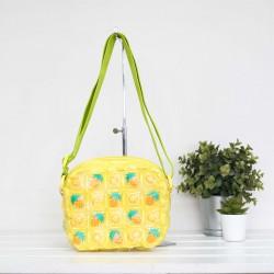 Messenger Bag - XXS-Pineapple Fruity