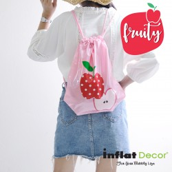 Swim Bag-Apple Fruity