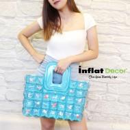 Shopping Basket-S-Icezy Blue