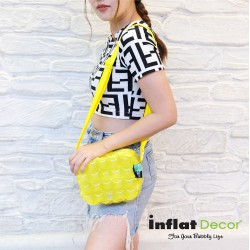 Messenger Bag-XXS-Neon-Sour Yellow