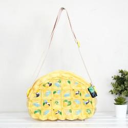 Sporty Bag-XS-Pineapple yellow