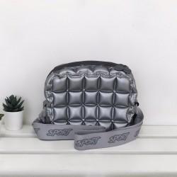 Messenger Bag-XXM-Sport  Silver