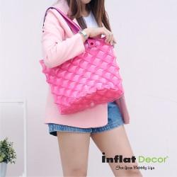 Hand Carry Bag-M-Hot Summer-Pinky
