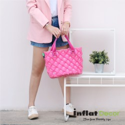 Hand Carry Bag-S-Hot Summer-Pinky