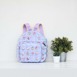 Backpack Oval Shape-S-Cup Cake-LP