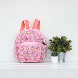 Backpack Oval shape-S-Cup Cake-CB