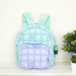 Backpack Oval Shape-XS-Two Tones