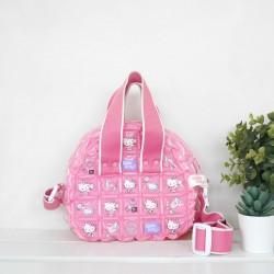 Crossbody Bag Rainbow Shape-KT Cosmetic