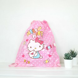 2 in 1 swimming bag - Hello Kitty candy