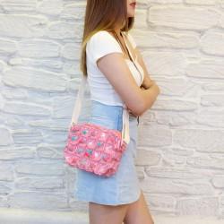 Inflatable Messenger Bag-XXS-Watermelon pink