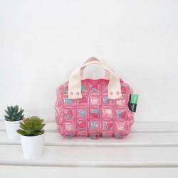 Hand Bag Roll Mini-Watermelon pink